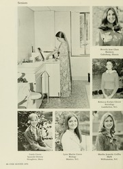 Page 52, 1976 Edition, Meredith College - Oak Leaves Yearbook (Raleigh, NC) online yearbook collection