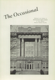 Page 5, 1946 Edition, Rosati Kain High School - Occasional Yearbook (St Louis, MO) online yearbook collection