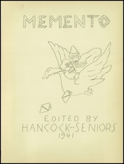 Page 5, 1941 Edition, Hancock High School - Memento Yearbook (Lemay, MO) online yearbook collection