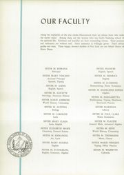 Page 8, 1958 Edition, Notre Dame High School - Memories Yearbook (St Louis, MO) online yearbook collection
