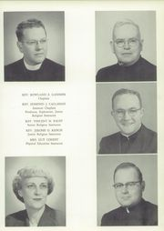 Page 9, 1958 Edition, Notre Dame High School - Memories Yearbook (St Louis, MO) online yearbook collection