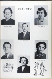 Page 13, 1950 Edition, Cabool High School - Bulldog Yearbook (Cabool, MO) online yearbook collection