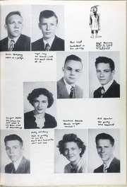 Page 17, 1950 Edition, Cabool High School - Bulldog Yearbook (Cabool, MO) online yearbook collection