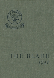 1941 Edition, Principia School - Blade Yearbook (St Louis, MO)