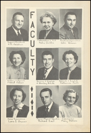 Page 13, 1950 Edition, Stockton High School - Key Yearbook (Stockton, MO) online yearbook collection