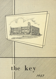 Page 1, 1957 Edition, Stockton High School - Key Yearbook (Stockton, MO) online yearbook collection