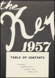 Page 5, 1957 Edition, Stockton High School - Key Yearbook (Stockton, MO) online yearbook collection