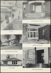 Page 9, 1957 Edition, Stockton High School - Key Yearbook (Stockton, MO) online yearbook collection