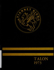 1973 Edition, St John Vianney High School - Talon Yearbook (Kirkwood, MO)