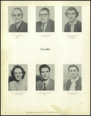 Page 10, 1953 Edition, Louisiana High School - Alamo Yearbook (Louisiana, MO) online yearbook collection