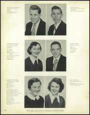 Page 14, 1953 Edition, Louisiana High School - Alamo Yearbook (Louisiana, MO) online yearbook collection