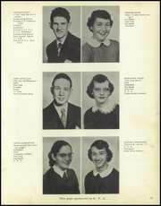 Page 17, 1953 Edition, Louisiana High School - Alamo Yearbook (Louisiana, MO) online yearbook collection