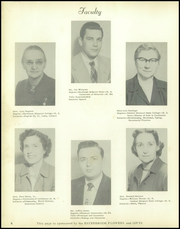 Page 10, 1955 Edition, Louisiana High School - Alamo Yearbook (Louisiana, MO) online yearbook collection