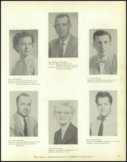 Page 11, 1955 Edition, Louisiana High School - Alamo Yearbook (Louisiana, MO) online yearbook collection