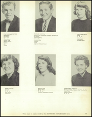 Page 15, 1955 Edition, Louisiana High School - Alamo Yearbook (Louisiana, MO) online yearbook collection