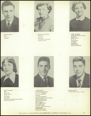 Page 17, 1955 Edition, Louisiana High School - Alamo Yearbook (Louisiana, MO) online yearbook collection