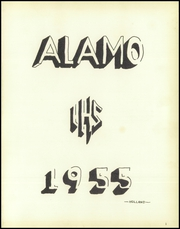 Page 5, 1955 Edition, Louisiana High School - Alamo Yearbook (Louisiana, MO) online yearbook collection