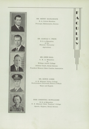 Page 17, 1940 Edition, Palmyra High School - Searchlight Yearbook (Palmyra, MO) online yearbook collection