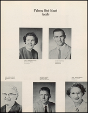 Page 11, 1957 Edition, Palmyra High School - Searchlight Yearbook (Palmyra, MO) online yearbook collection