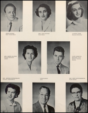 Page 12, 1957 Edition, Palmyra High School - Searchlight Yearbook (Palmyra, MO) online yearbook collection