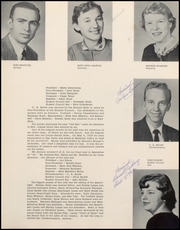 Page 17, 1957 Edition, Palmyra High School - Searchlight Yearbook (Palmyra, MO) online yearbook collection