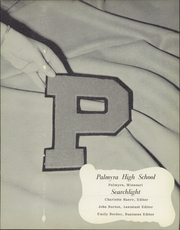 Page 11, 1959 Edition, Palmyra High School - Searchlight Yearbook (Palmyra, MO) online yearbook collection
