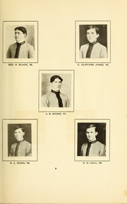 Page 11, 1906 Edition, Kemper Military School - Yearbook (Boonville, MO) online yearbook collection
