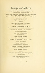 Page 13, 1906 Edition, Kemper Military School - Yearbook (Boonville, MO) online yearbook collection