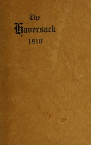 Page 1, 1910 Edition, Kemper Military School - Yearbook (Boonville, MO) online yearbook collection