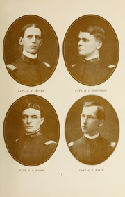 Page 17, 1910 Edition, Kemper Military School - Yearbook (Boonville, MO) online yearbook collection