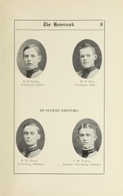 Page 13, 1911 Edition, Kemper Military School - Yearbook (Boonville, MO) online yearbook collection