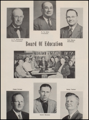 Page 12, 1955 Edition, Strafford High School - Torch Yearbook (Strafford, MO) online yearbook collection