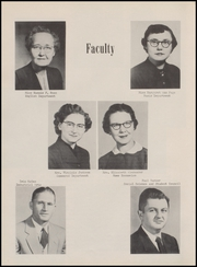 Page 14, 1955 Edition, Strafford High School - Torch Yearbook (Strafford, MO) online yearbook collection