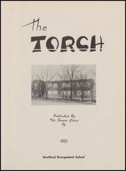 Page 5, 1955 Edition, Strafford High School - Torch Yearbook (Strafford, MO) online yearbook collection