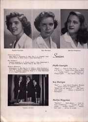 Nerinx Hall High School - Key Yearbook (Webster Groves, MO) online yearbook collection, 1949 Edition, Page 16