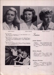 Nerinx Hall High School - Key Yearbook (Webster Groves, MO) online yearbook collection, 1949 Edition, Page 18