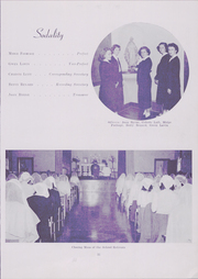 Nerinx Hall High School - Key Yearbook (Webster Groves, MO) online yearbook collection, 1949 Edition, Page 37