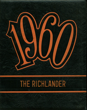 1960 Edition, Richland High School - Richlander Yearbook (Richland, MO)