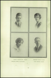Page 10, 1921 Edition, Soldan High School - Scrip Yearbook (St Louis, MO) online yearbook collection