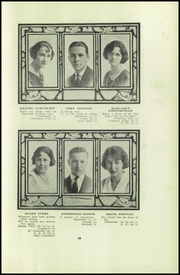 Page 11, 1921 Edition, Soldan High School - Scrip Yearbook (St Louis, MO) online yearbook collection