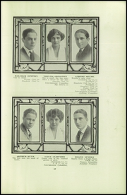 Page 13, 1921 Edition, Soldan High School - Scrip Yearbook (St Louis, MO) online yearbook collection