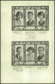 Page 16, 1921 Edition, Soldan High School - Scrip Yearbook (St Louis, MO) online yearbook collection