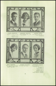 Page 17, 1921 Edition, Soldan High School - Scrip Yearbook (St Louis, MO) online yearbook collection
