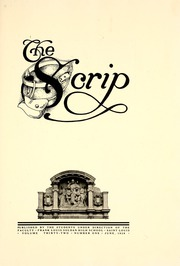 Page 9, 1929 Edition, Soldan High School - Scrip Yearbook (St Louis, MO) online yearbook collection