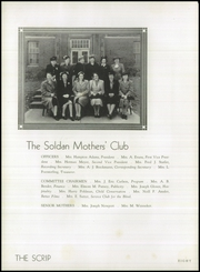 Page 12, 1945 Edition, Soldan High School - Scrip Yearbook (St Louis, MO) online yearbook collection