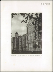 Page 17, 1945 Edition, Soldan High School - Scrip Yearbook (St Louis, MO) online yearbook collection