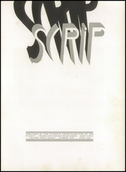 Page 7, 1945 Edition, Soldan High School - Scrip Yearbook (St Louis, MO) online yearbook collection