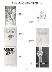 Page 10, 1967 Edition, Soldan High School - Scrip Yearbook (St Louis, MO) online yearbook collection