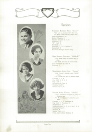 Page 14, 1924 Edition, Ferguson High School - Crest Yearbook (Ferguson, MO) online yearbook collection