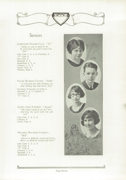 Page 15, 1924 Edition, Ferguson High School - Crest Yearbook (Ferguson, MO) online yearbook collection